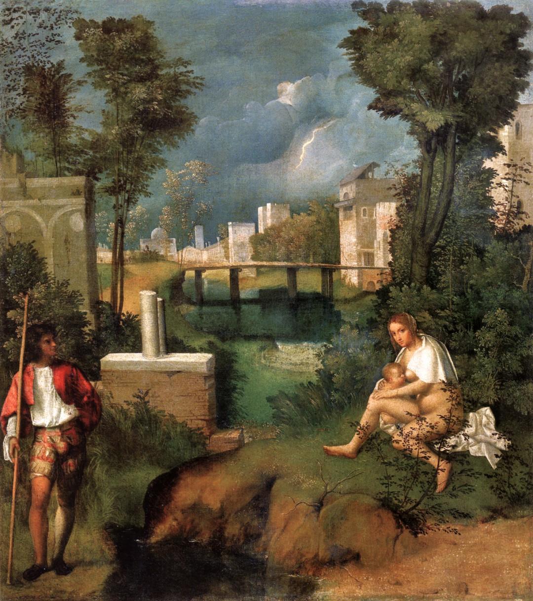 Tempesta di Giorgione